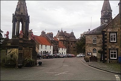 Outlander Falkland Village
